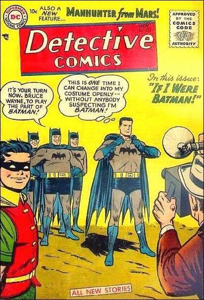 Detective Comics (1937) 225-A by DC