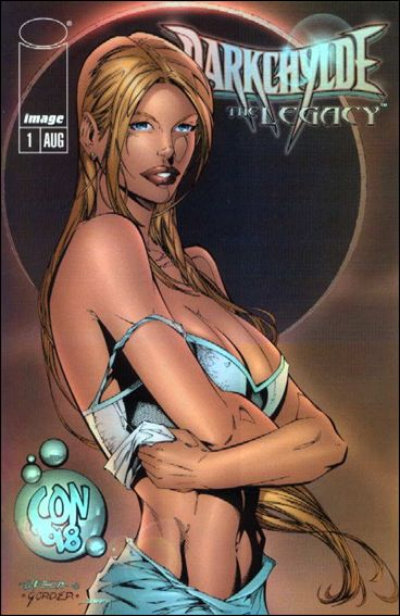 Darkchylde: The Legacy 1-C by WildStorm