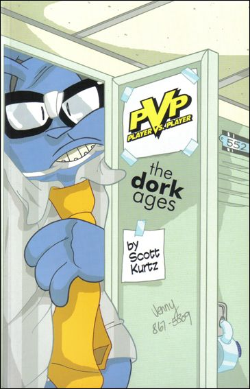 PVP: The Dork Ages nn-B by Image