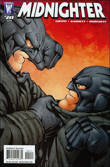 Midnighter (2007) 20-A by WildStorm
