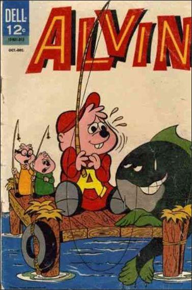 Alvin 5-A by Dell