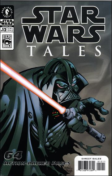Star Wars Tales 12-A by Dark Horse