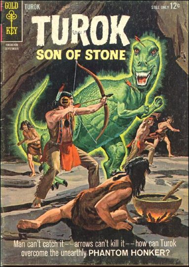 Turok, Son of Stone (1956) 41-A by Gold Key