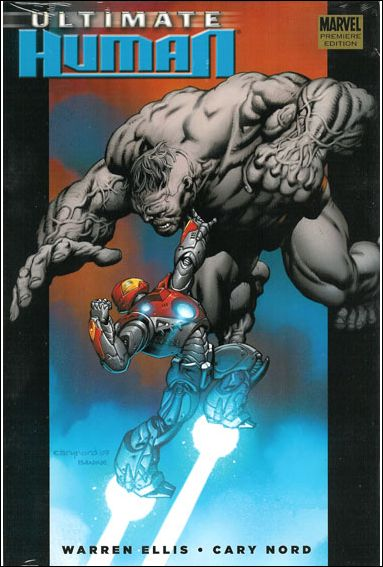 Ultimate Hulk vs Ultimate Iron Man: Ultimate Human nn-A by Marvel