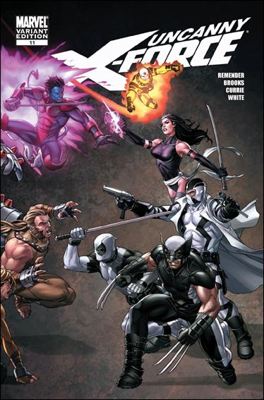 Uncanny X-Force (2010) 11-B by Marvel