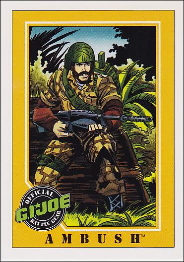 G.I. Joe (Base Set) 72-A by Impel