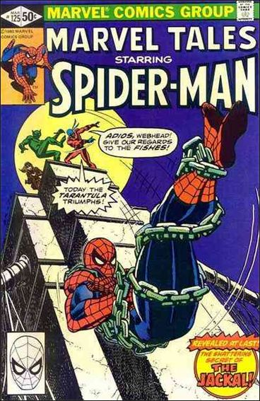 Marvel Tales (1966) 125-A by Marvel