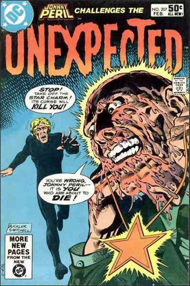 Unexpected (1968) 207-A by DC