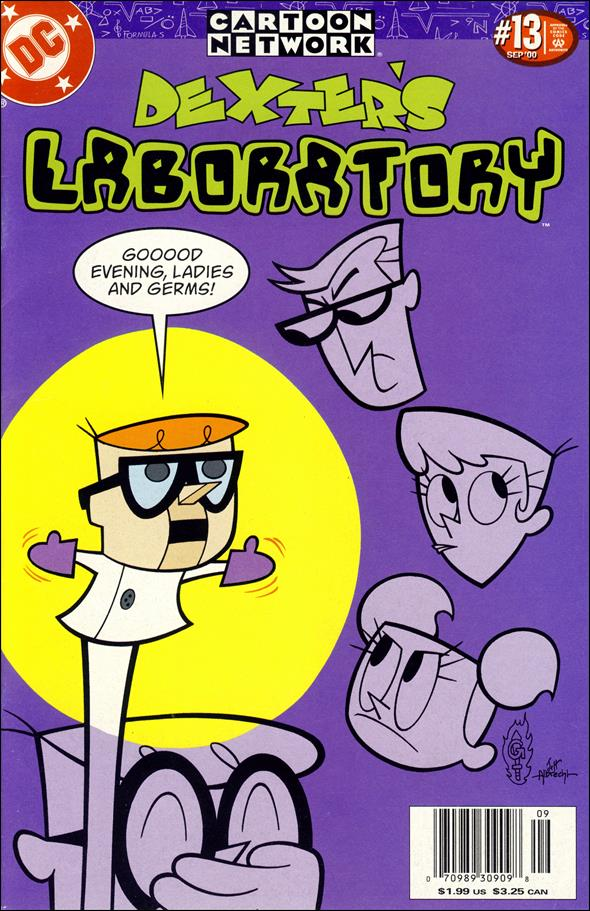 Dexter's Laboratory (1999) 13-A by DC