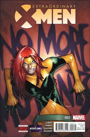 Extraordinary X-Men 2-A