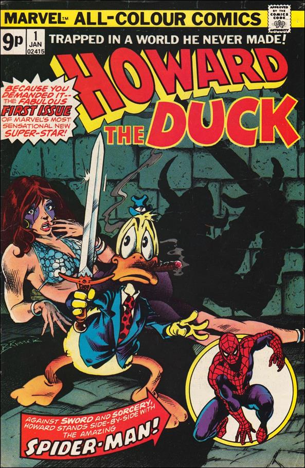 Howard the Duck (1976) 1-B by Marvel