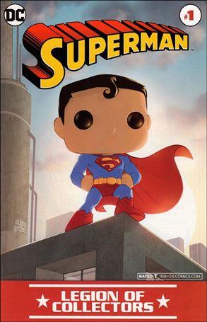 Superman (1939) 1-D