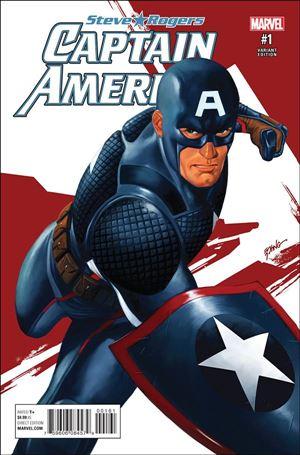 Captain America: Steve Rogers 1-B