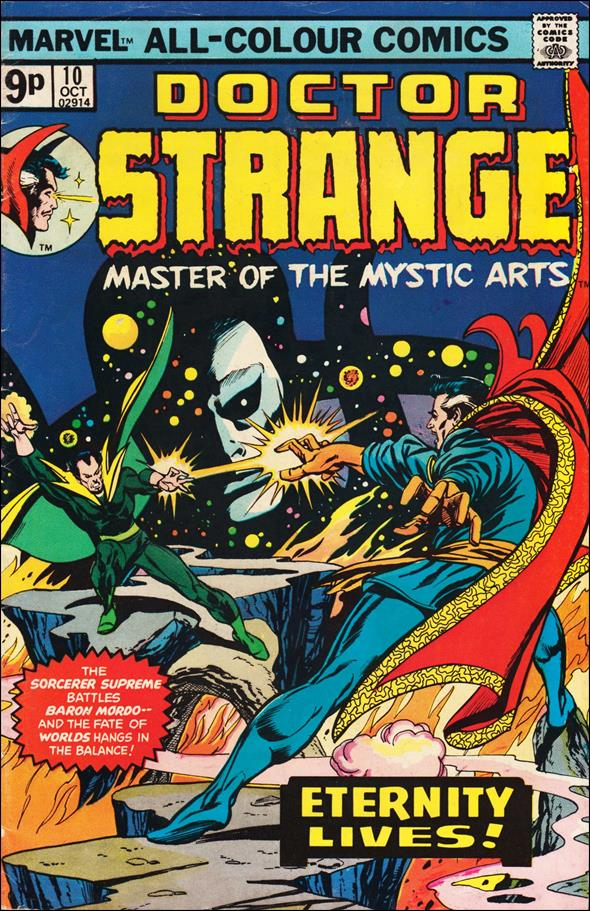 Doctor Strange (1974) 10-B by Marvel