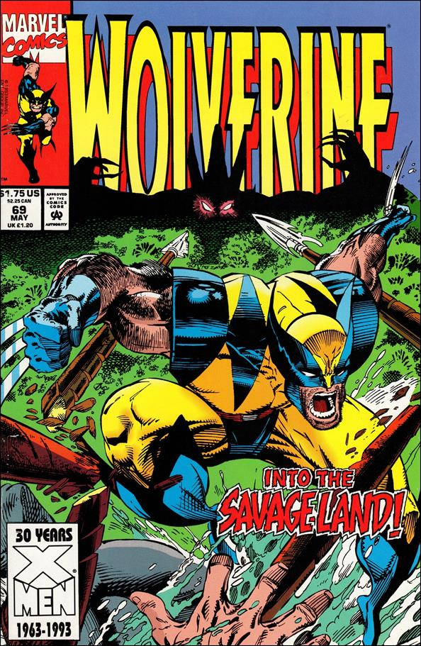 Wolverine (1988)  69-A by Marvel