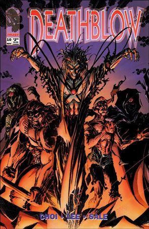 Deathblow (1993) 10-A