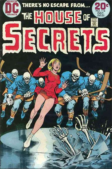 House of Secrets (1956) 114-A by DC