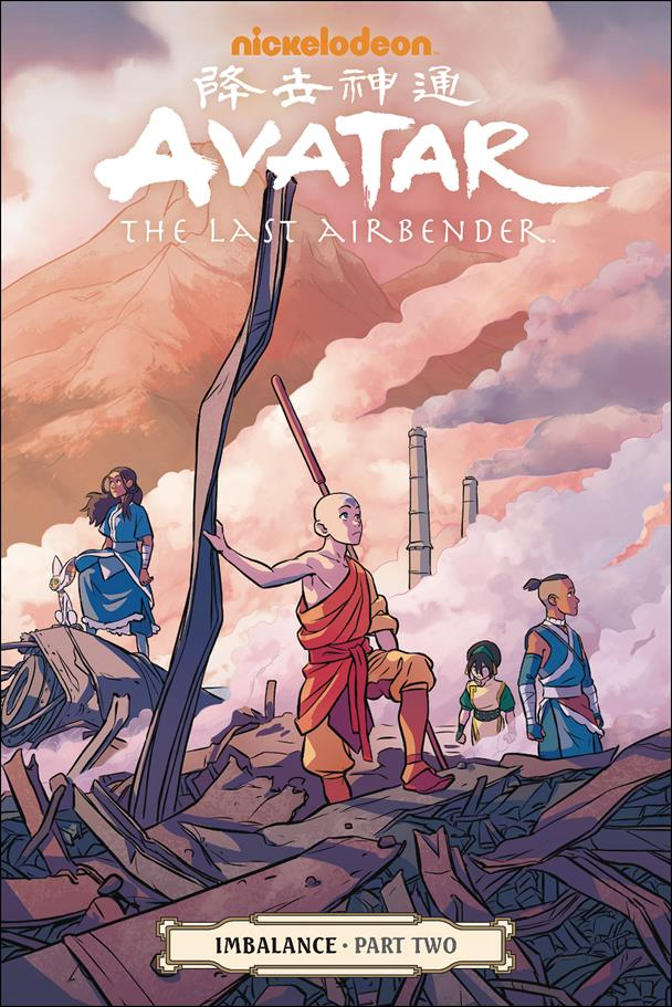 Avatar: The Last Airbender - Imbalance 2-A by Dark Horse