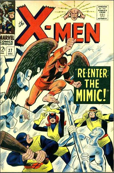 X-Men (1963) 27-A by Marvel