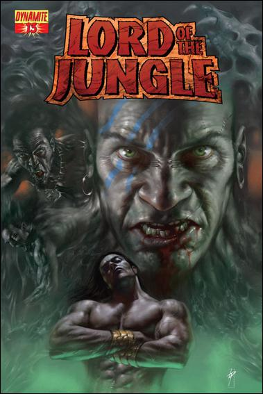 Lord of the Jungle 13-A by Dynamite Entertainment
