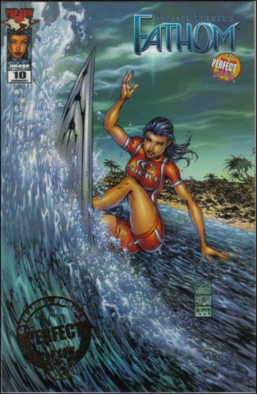 Fathom (1998) 10-C by Top Cow