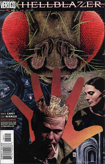 Hellblazer 182-A by Vertigo