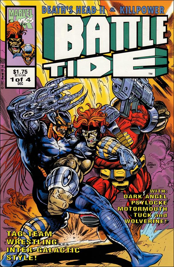 Battletide (UK) 1-A by Marvel UK