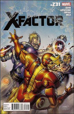 X-Factor (1986) 231-A
