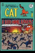 Adventures of Fat Freddy's Cat 1-H