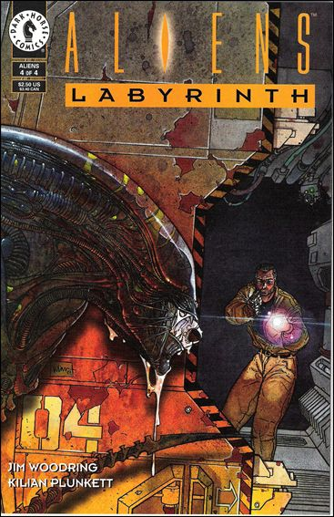 Aliens: Labyrinth 4-A by Dark Horse