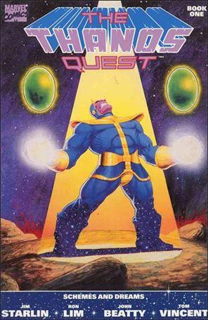 Thanos Quest (1990) 1-A