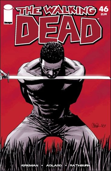 Walking Dead (2003) 46-A by Skybound Entertainment