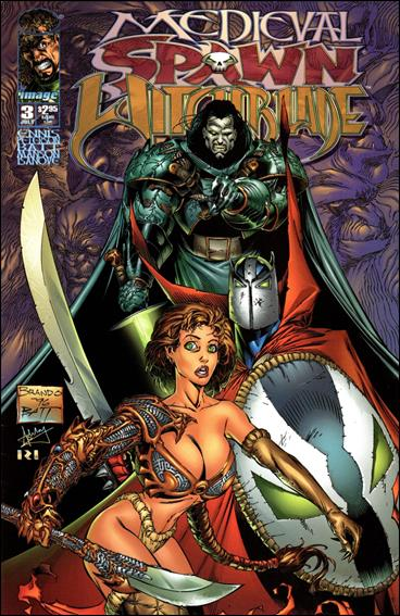 Medieval Spawn/Witchblade 3-A by Image