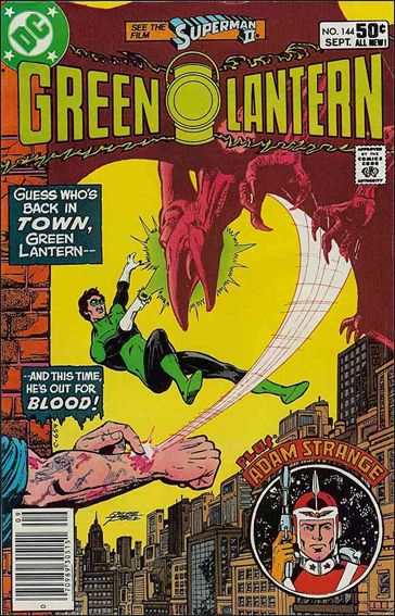 Green Lantern (1960) 144-A by DC