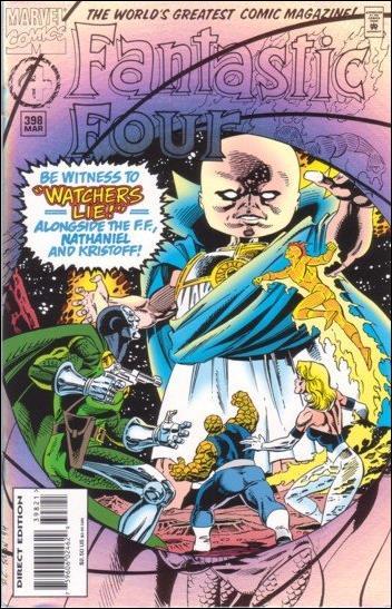 Fantastic Four (1961) 398-B by Marvel