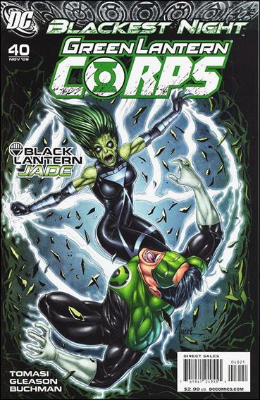Green Lantern Corps (2006) 40-B by DC