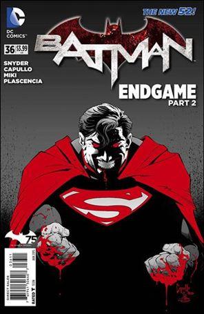 Batman (2011) 36-A