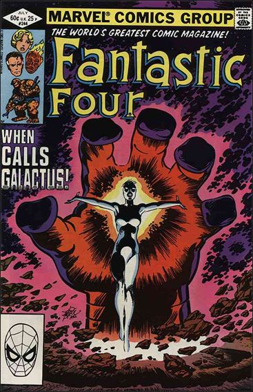 Fantastic Four (1961) 244-A by Marvel