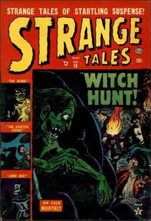 Strange Tales (1951) 18-A
