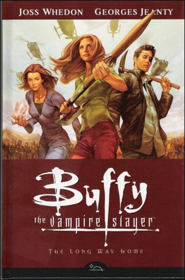 Buffy the Vampire Slayer: Season Eight 1-A by Dark Horse