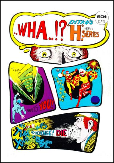 ..WHA..!? 3-A by Bruce Hershenson