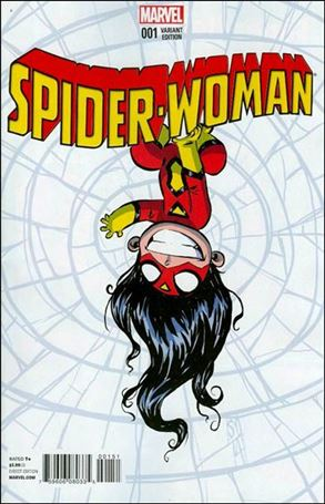 Spider-Woman (2015) 1-D