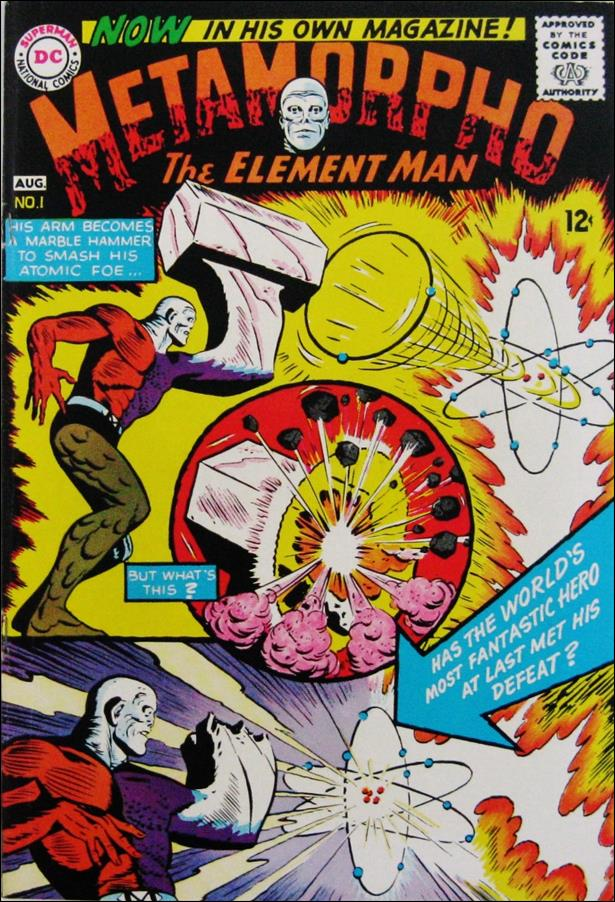 Metamorpho (1965) 1-A by DC