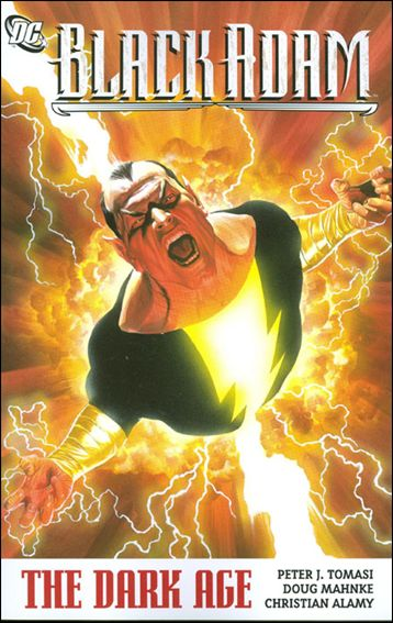 Black Adam:  The Dark Age nn-A by DC