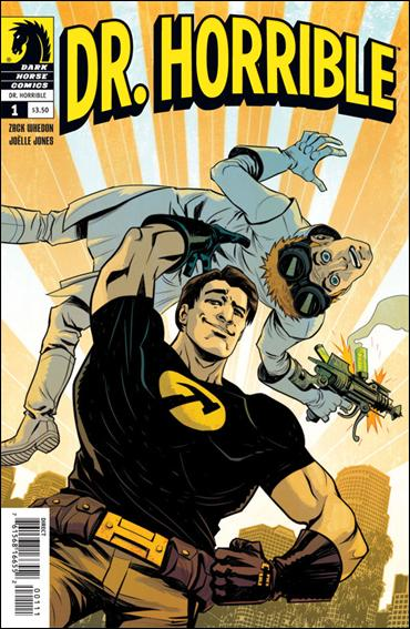 Dr. Horrible 1-A by Dark Horse
