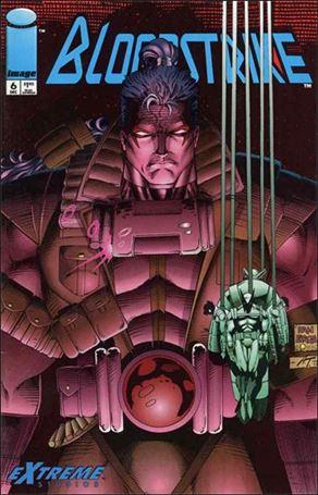 Bloodstrike (1993) 6-A