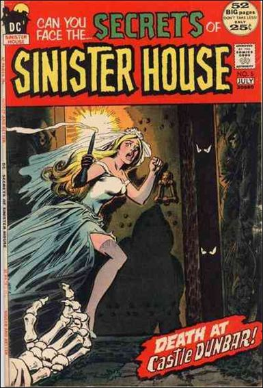 Secrets of Sinister House 5-A by DC