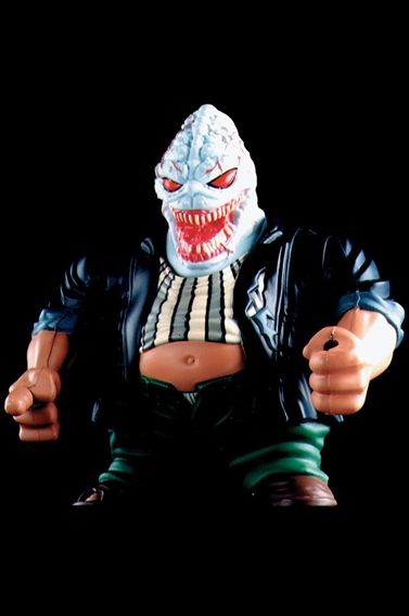 Spawn (Series  1) Violator Head Variant by Todd Toys