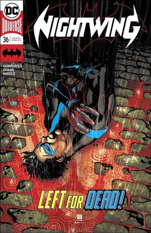 Nightwing (2016) 36-A
