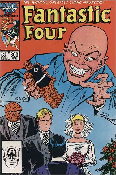 Fantastic Four (1961) 300-A by Marvel